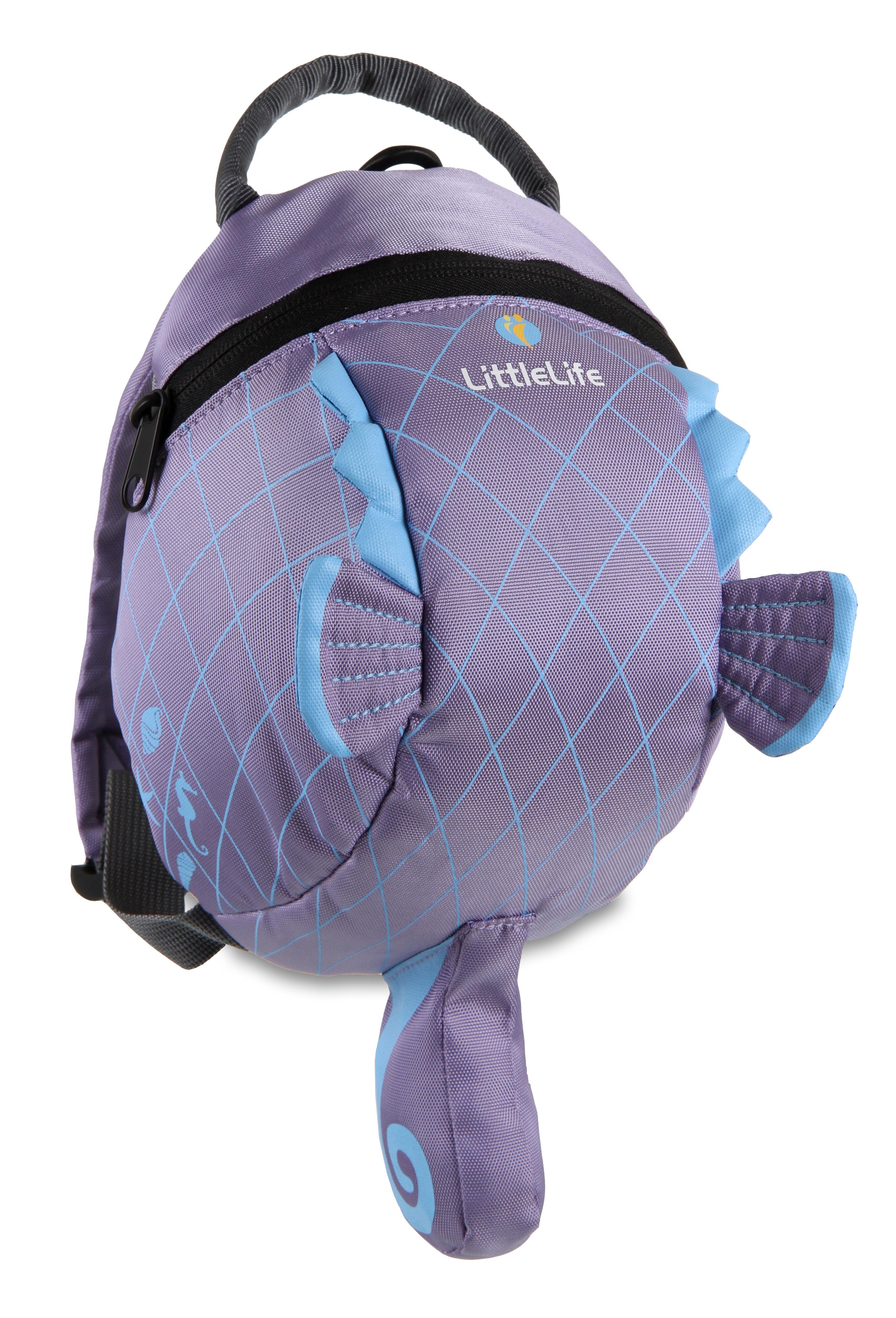 L10890 Animal Daysack - Seahorse