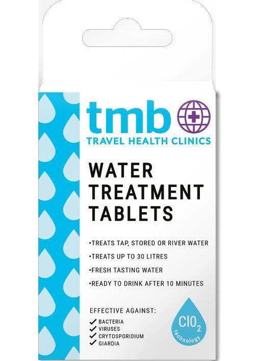 Water Tablets