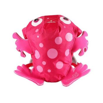 Littlelife-Frog-Pink