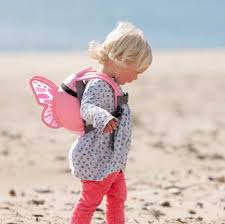 Animal Toddler Daysacks – Butterfly